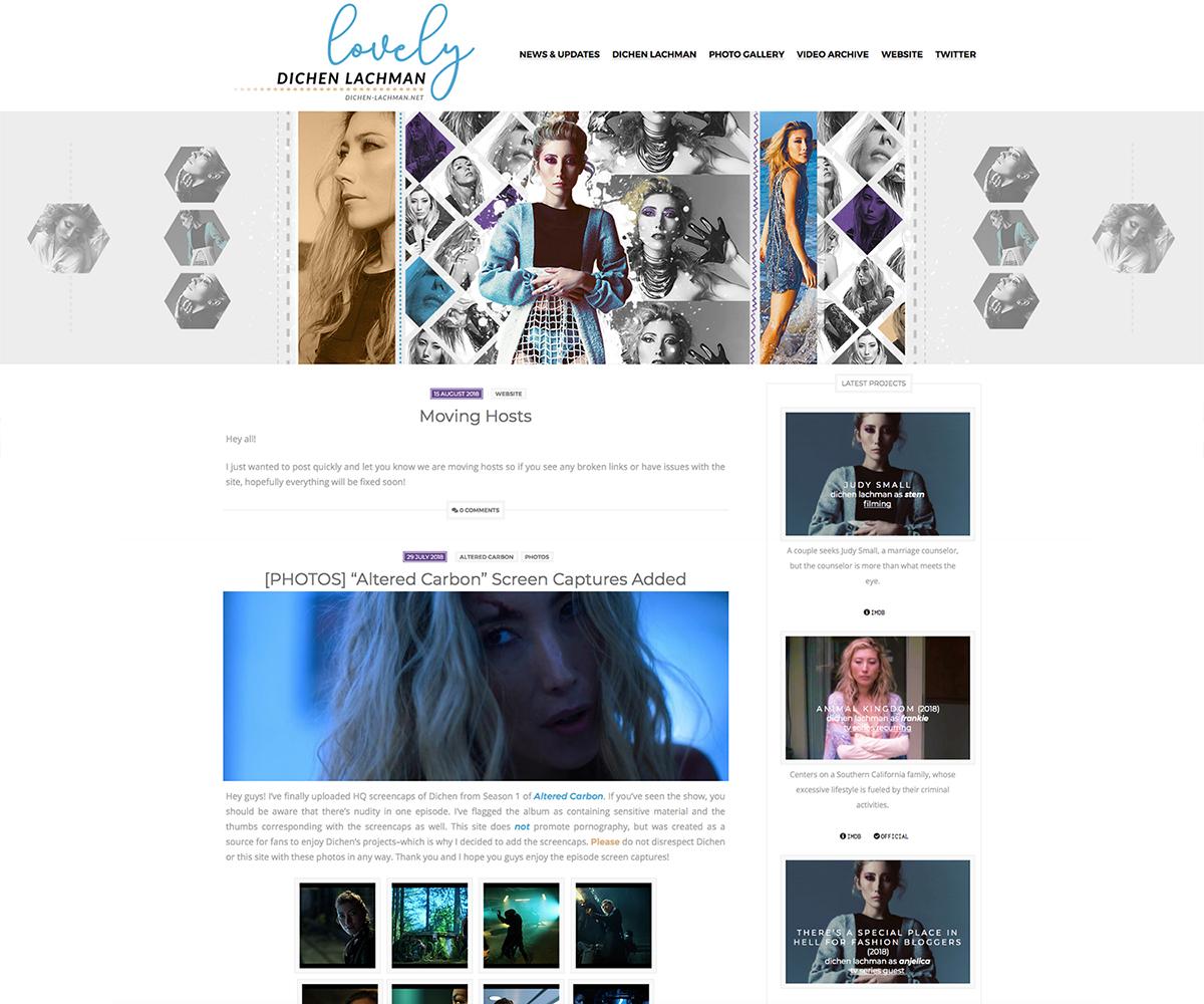 Hecklerspray seeks redesign, web designer